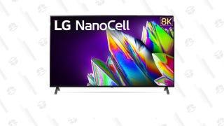 "LG 75"" 8K TV"