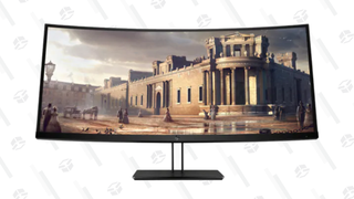 HP Z38c 37.5-inch Curved Monitor