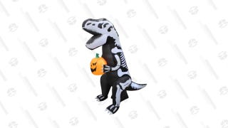 Inflatable Skeleton Dinosaur