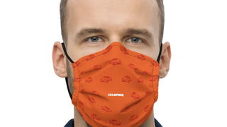 Jalopnik Face Mask