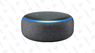 Amazon Echo Dot (3rd Gen) w/ Wi-Fi LED Bulb