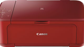 Canon PIXMA MG3620 Wireless All-In-One Printer in Red