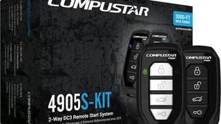 Compustar 2-Way Remote Start System