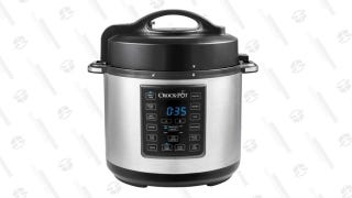 Crock-Pot 6-Quart Pressure Cooker