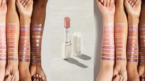 Slip Shine Sheer Lipstick