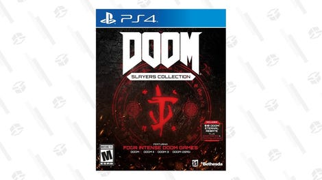 Doom Slayers Collection - PlayStation 4