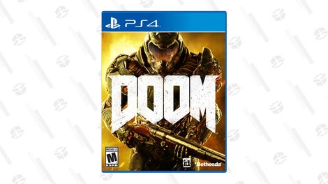 Doom Standard Edition - PlayStation 4
