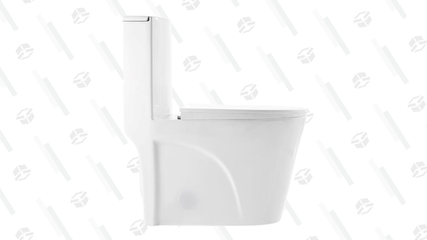 Swiss Madison St. Tropez Elongated One-Piece Toilet