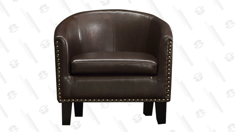 Winston Porter Ensa Barrel Chair