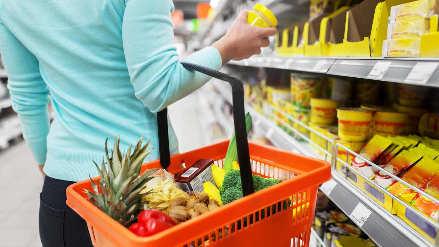 Buy One New-to-You Ingredient Whenever You Grocery Shop