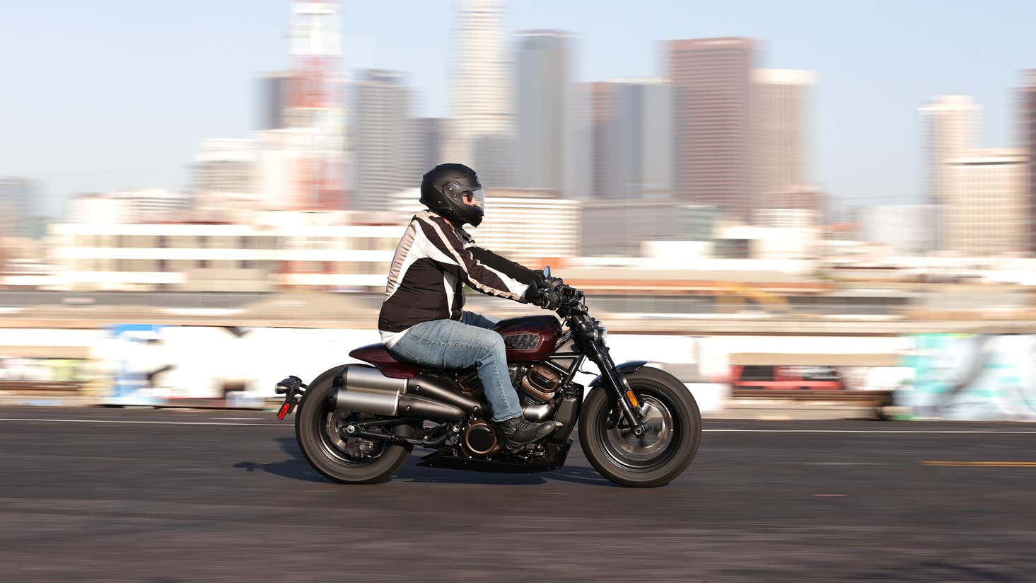 The 2022 Harley-davidson Sportster S Is A Paradigm Shift