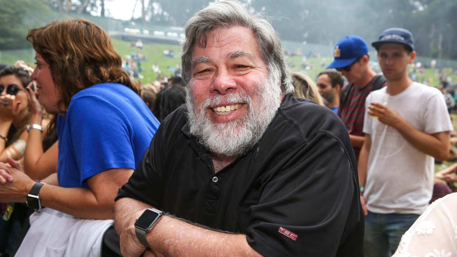 Steve Wozniak Appears to Be Launching a Space Garbage Company