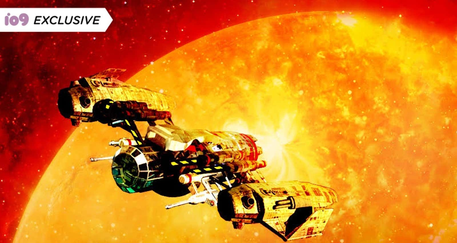 New Space Opera Book Series Features a Talking Cat
