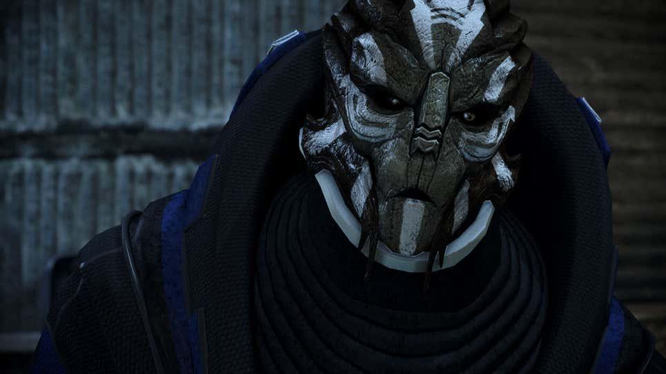 Mass Effect infiniti punti Eroe/RInnegato
