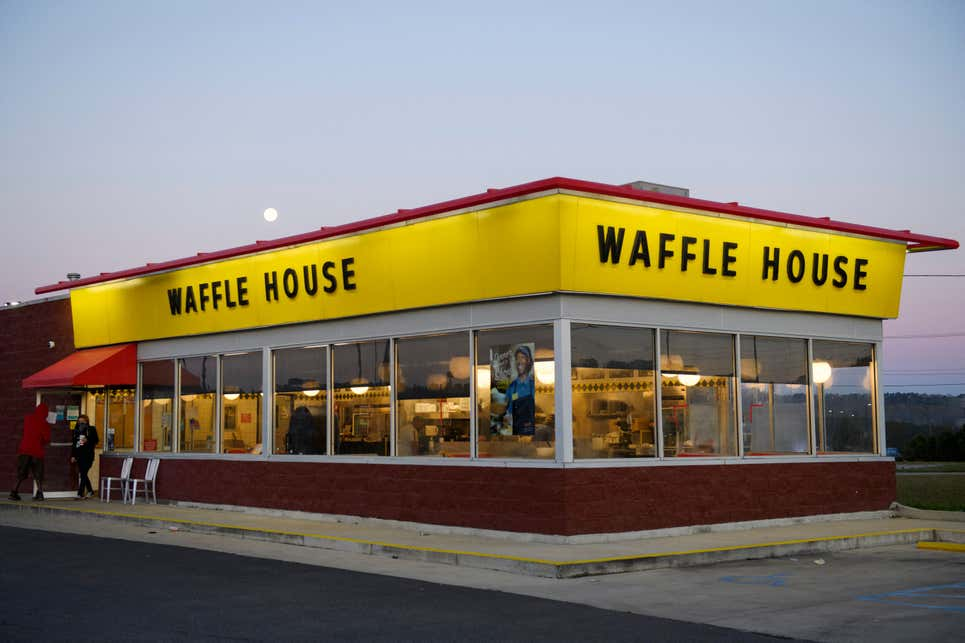 A Black Couple Says Waffle House Refused to Seat Them Because of Their Race