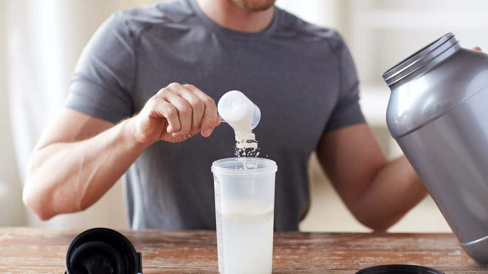 When Do You Actually Need a Protein Shake?