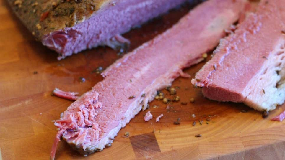 You Should Sous Vide Your Corned Beef