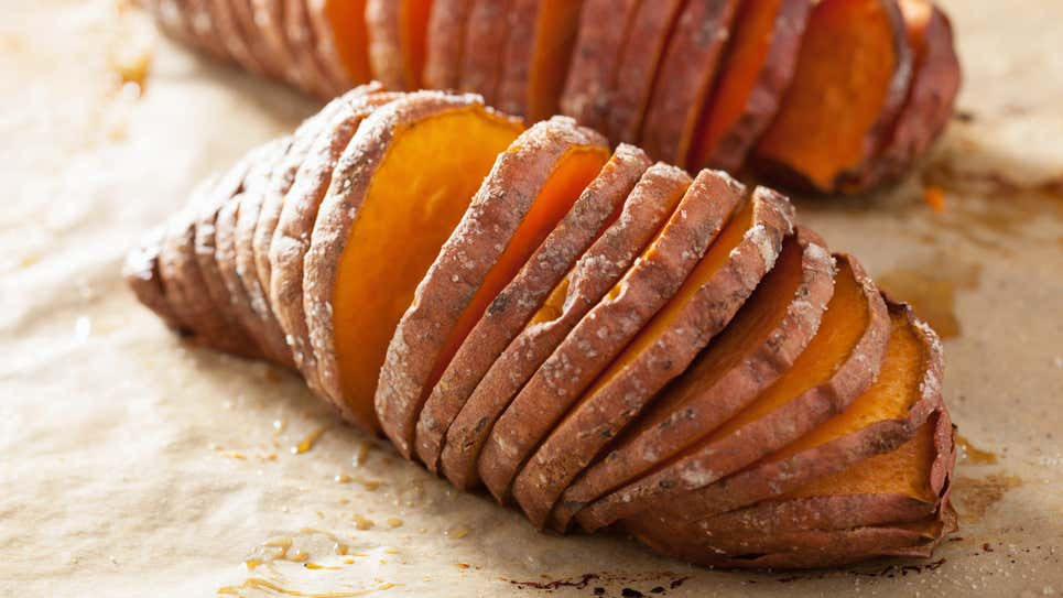 How to Make Sweet Potato Skins Taste Delicious