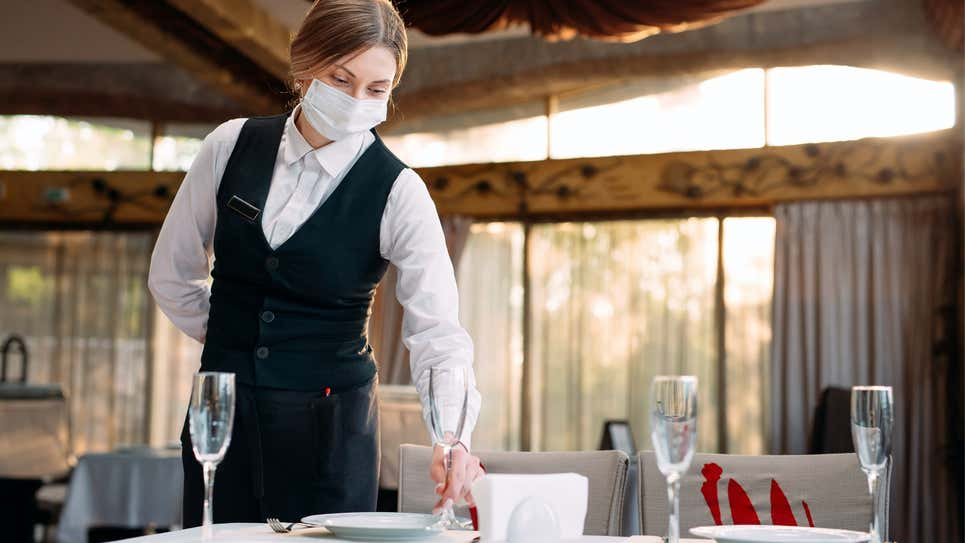 Being Vaccinated Doesn''t Make Restaurant Outings Safe Yet