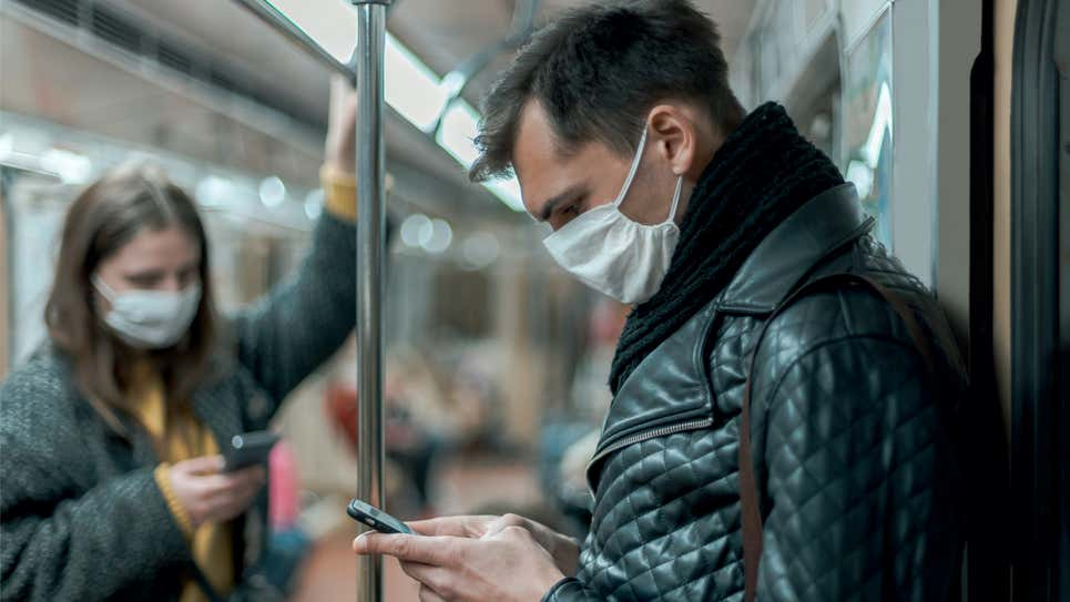 Masks Are Now Mandatory on Public Transit