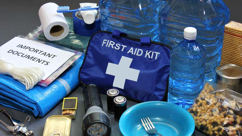 How to Pack a ''Go Bag'' for Emergency Evacuations