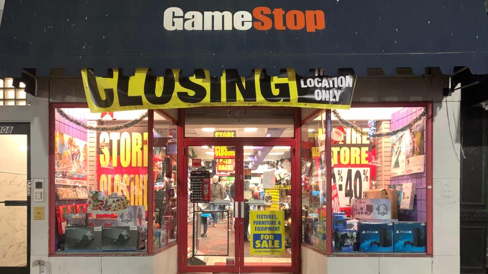 Whats Causing the GameStop Stock Trading Fren