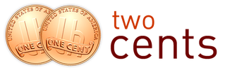 Two Cents logo