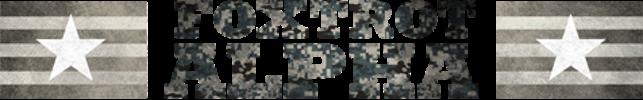Foxtrot Alpha logo