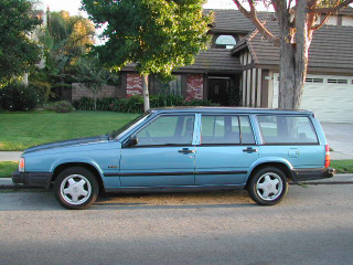 Why Do Car Collectors Drive 1987 Volvo 740 Turbos?