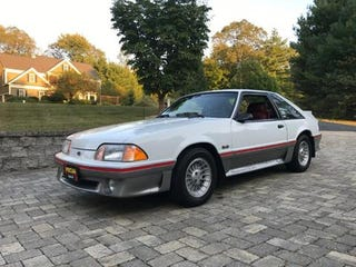 """Her """"first"""" car was a handed down Fox Body"""