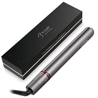 59% off on BESTOPE Upgraded Hair Straightener and Curler with Muti-use code: 8HQ3IVCZ