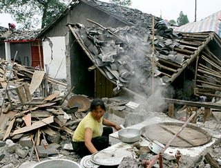Aftershock A Real 'Fuck You' To Earthquake Victims