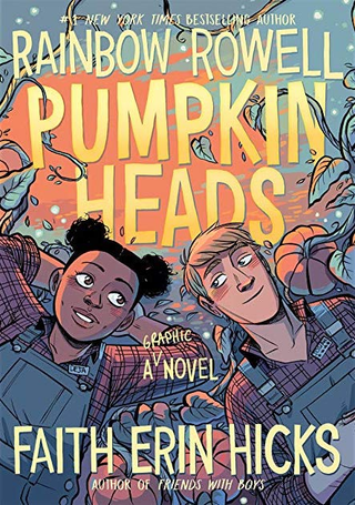 Illustration for article titled iPumpkinheads/i offers sweet, familiar fun for fans of autumn, YA, and romance alike