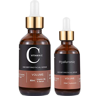 MayBeau Set Of 2 Vitamin C Serum For Face with Muti-use code: CPANTGN2