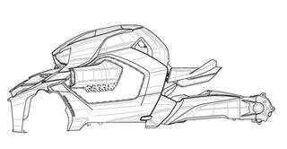 Illustration for article titled Mind-Garage project....