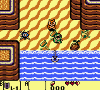 From the original Link's Awakening