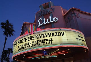 Film Adaptation Of 'The Brothers Karamazov' Ends Where Most People Stop Reading Book