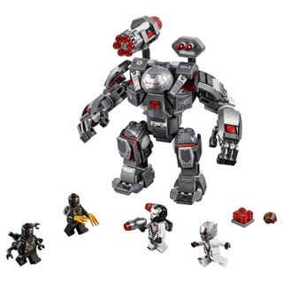 War Machine Buster, $35
