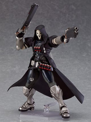 Illustration for article titled New Reaper Action Figure Looks Great