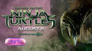 Michael Bay Gives Fans Sneak Peek At Ninja Turtles' Hyper-Realistic CGI Genitals