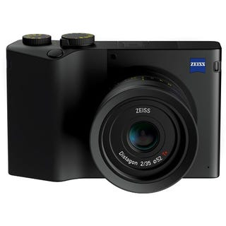 Illustration for article titled Zeiss $6,000 Full-Frame ZX1 Is An Intriguing Little Camera with a Ridiculous Price Tag