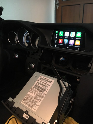 Illustration for article titled Chinese carplay on my German/Japanese stereo system.