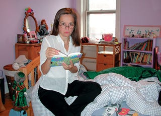 Mother Jealous After Reading Daughter's Diary