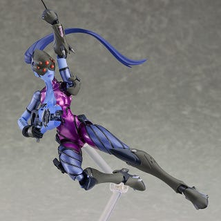 Illustration for article titled Widowmakers Figma Is Very Nice