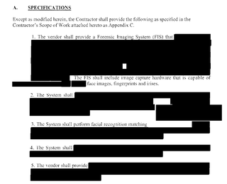 Court documents provided to Gizmodo courtesy of Clare Garvie