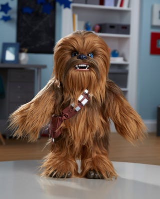 Ultimate Co-Pilot Chewie ($130, Hasbro, Available this Fall)
