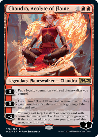 Illustration for article titled Get to Know iMagic/is Most Famous Fire Mage in These Brand New Cards