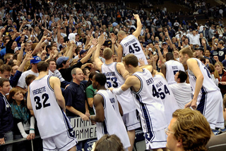 Cheering Fans, Thrilling NCAA Tournament Disgust BCS Officials