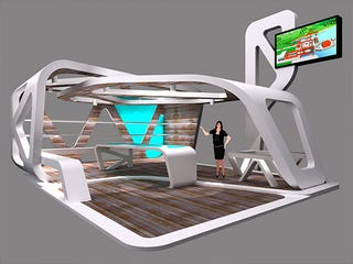 Illustration for article titled Kiosk Manufacturers and Supplier in UAE