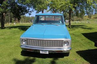 Illustration for article titled Found on Montana Craigslist: Chevy Combo Edition
